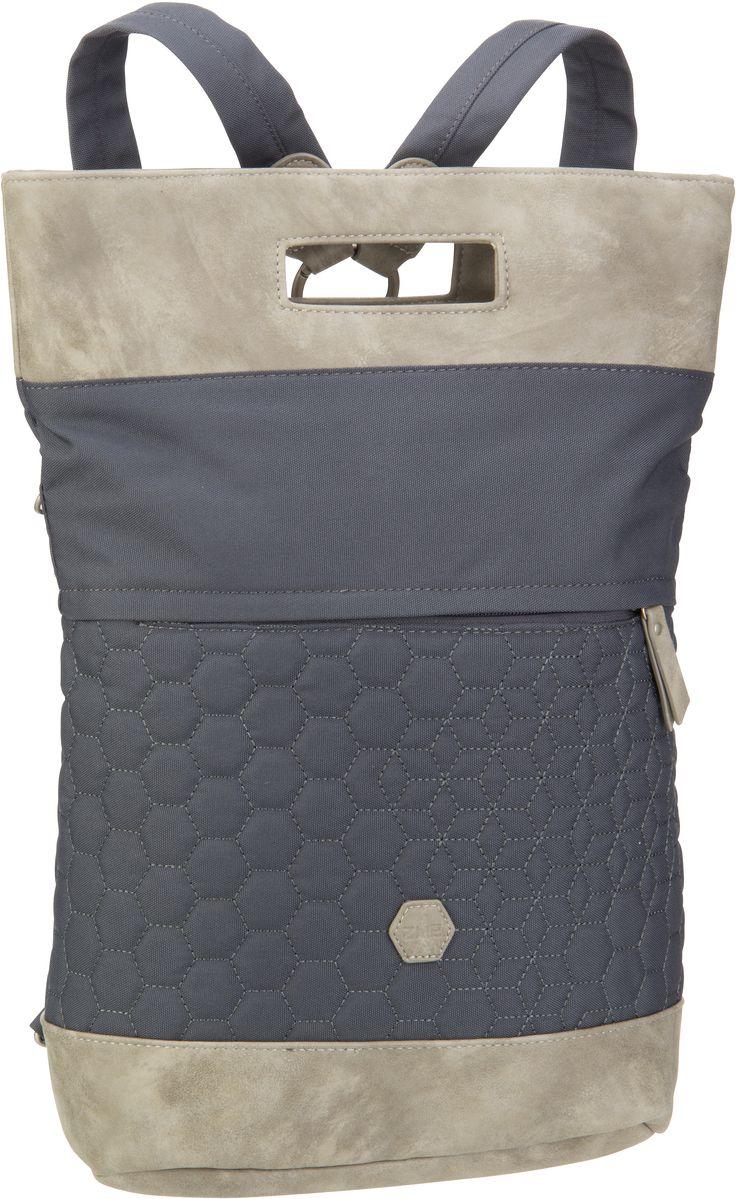 Rucksaecke - zwei Rucksack Daypack Ferdi FE16 Stone (9 Liter)  - Onlineshop Taschenkaufhaus