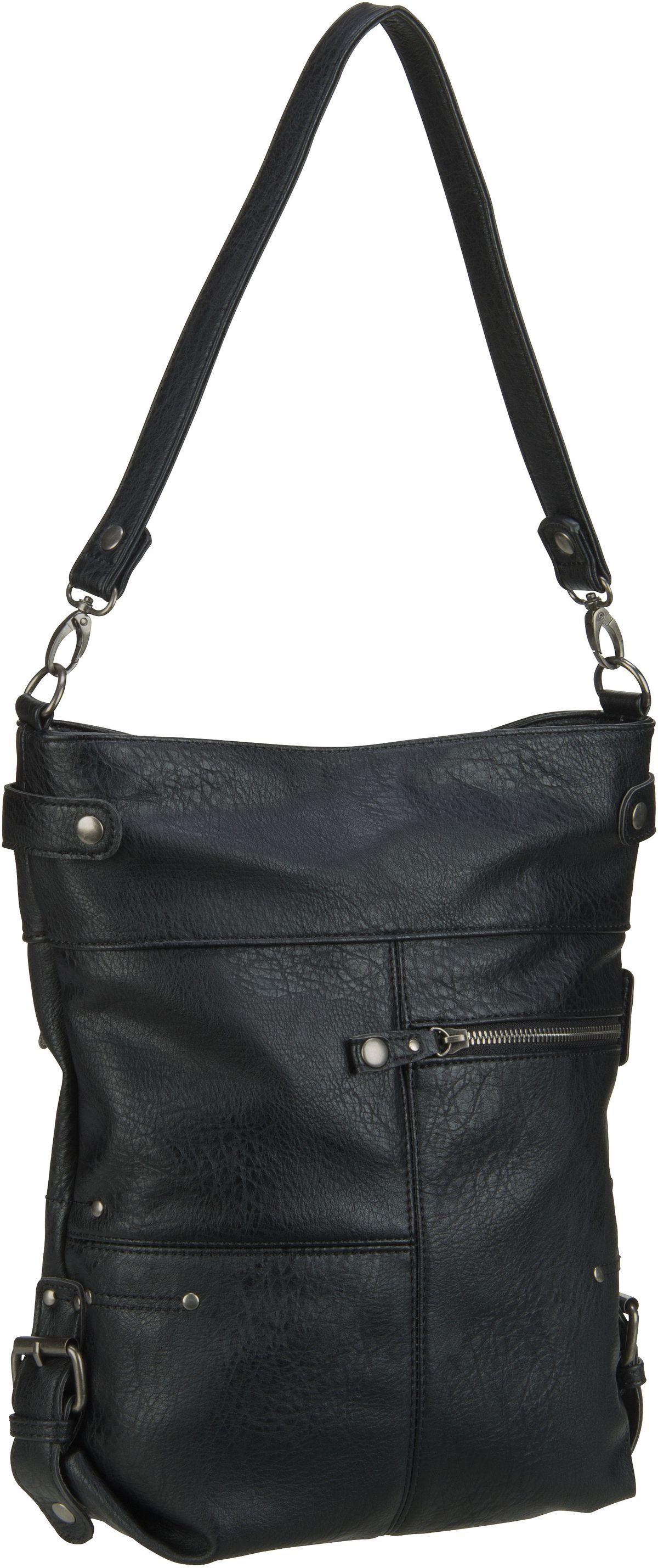 Handtasche Vintage V12 Noir (6 Liter)