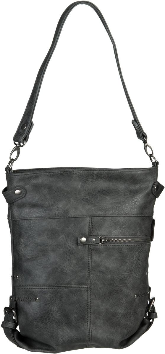 Handtasche Vintage V12 Black (6 Liter)