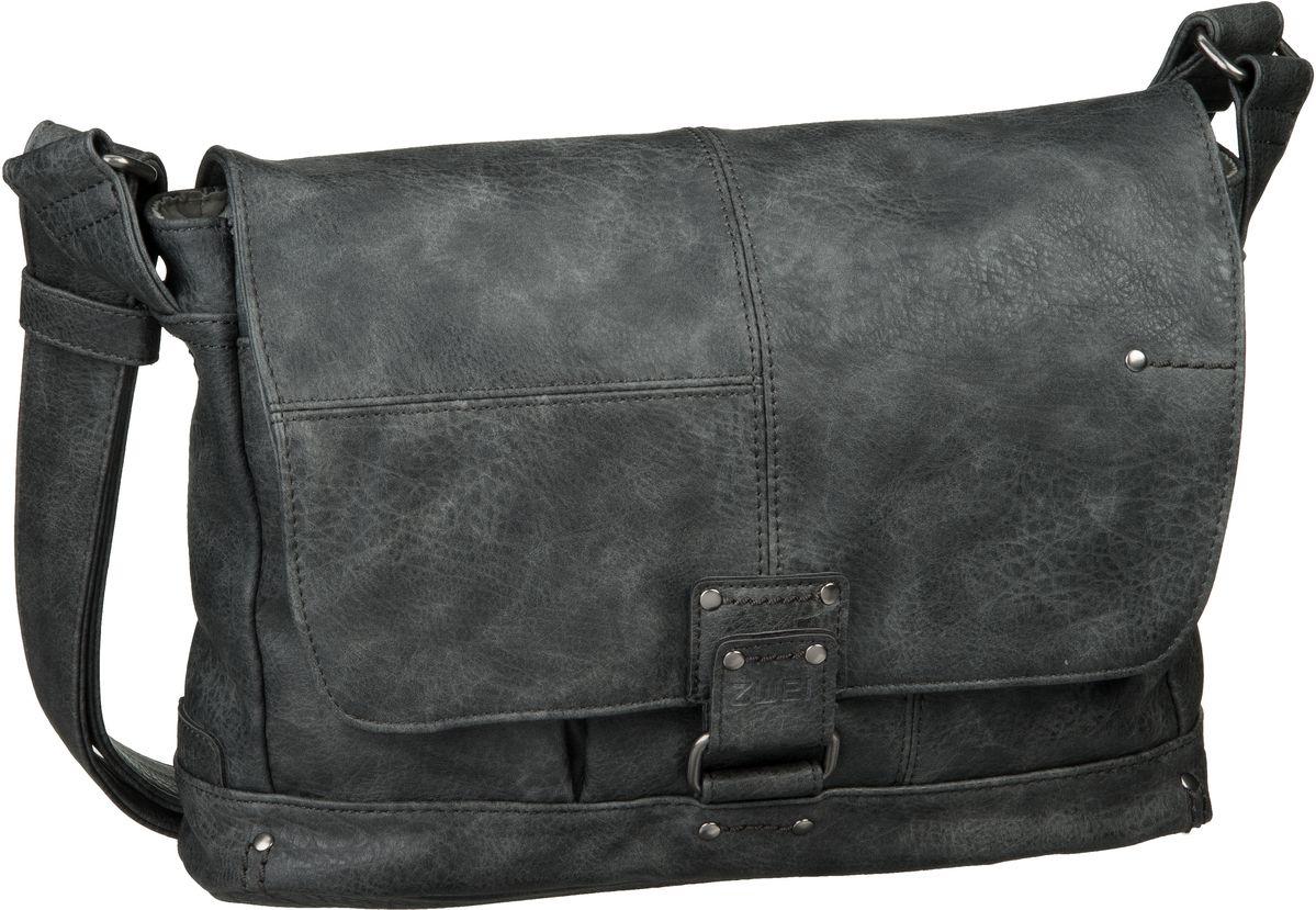 Umhängetasche Vintage V13 Black (4 Liter)