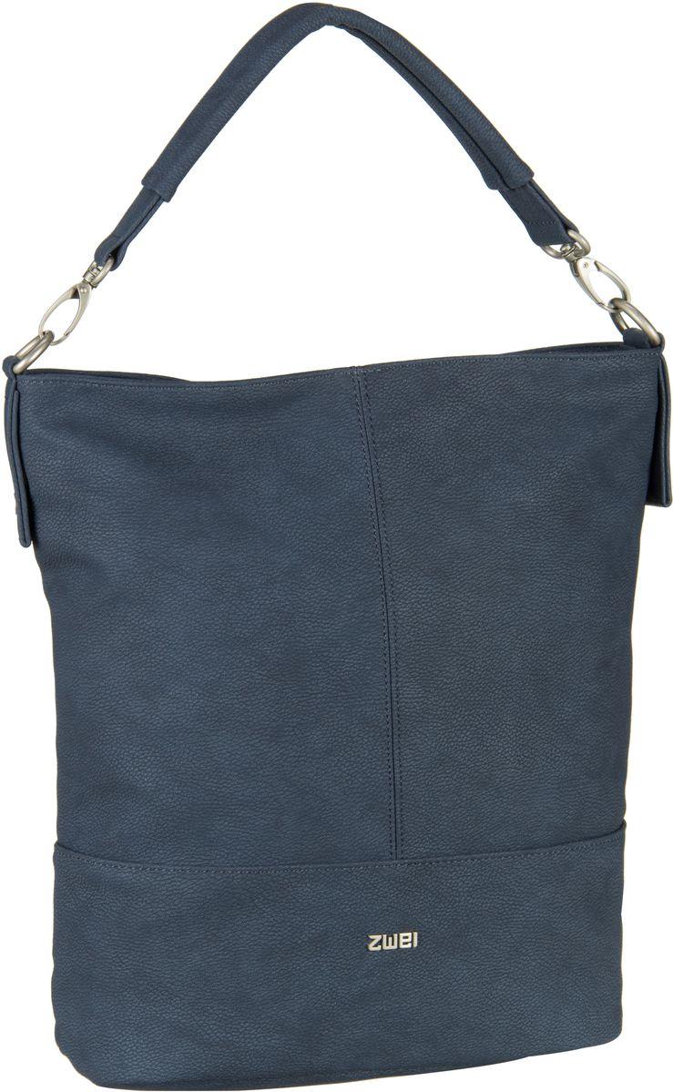Handtasche Mademoiselle M13 Nubuk/Blue (8.5 Liter)