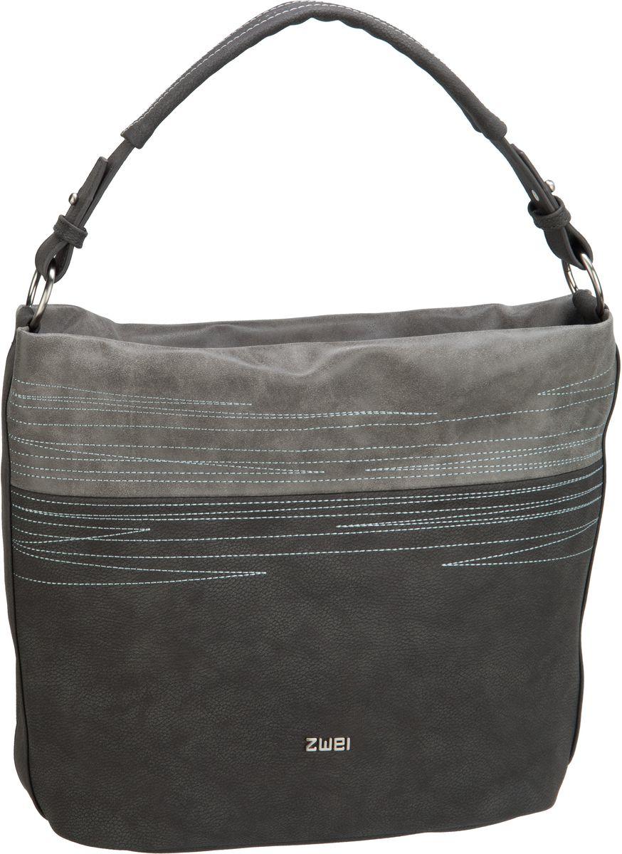Handtasche Cherie CH12 Nubuk/Stone (9 Liter)