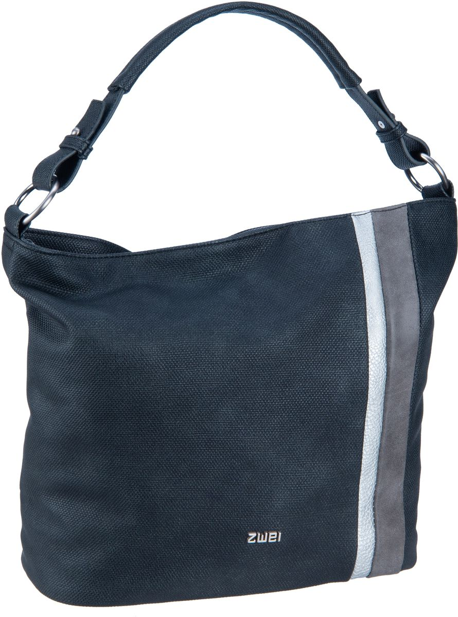 Handtasche Cherie CH12 Canvas/Graphit (9 Liter)
