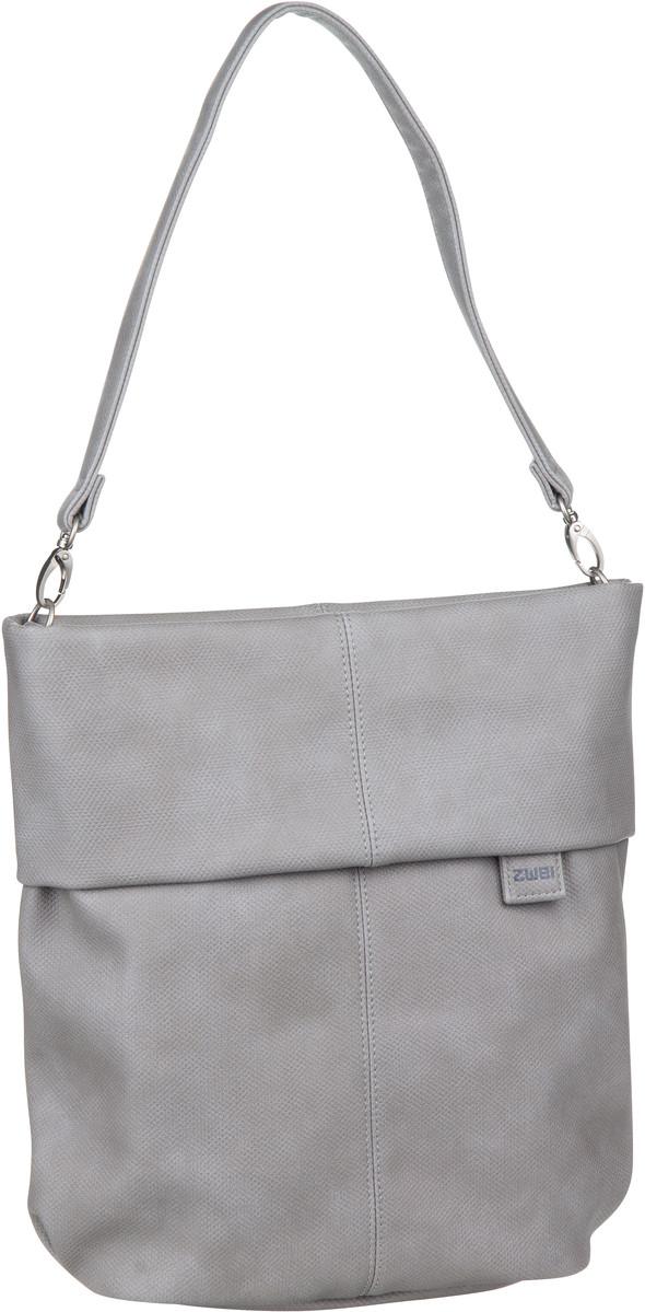 Handtasche Mademoiselle M12 Canvas Canvas/Grey (7 Liter)