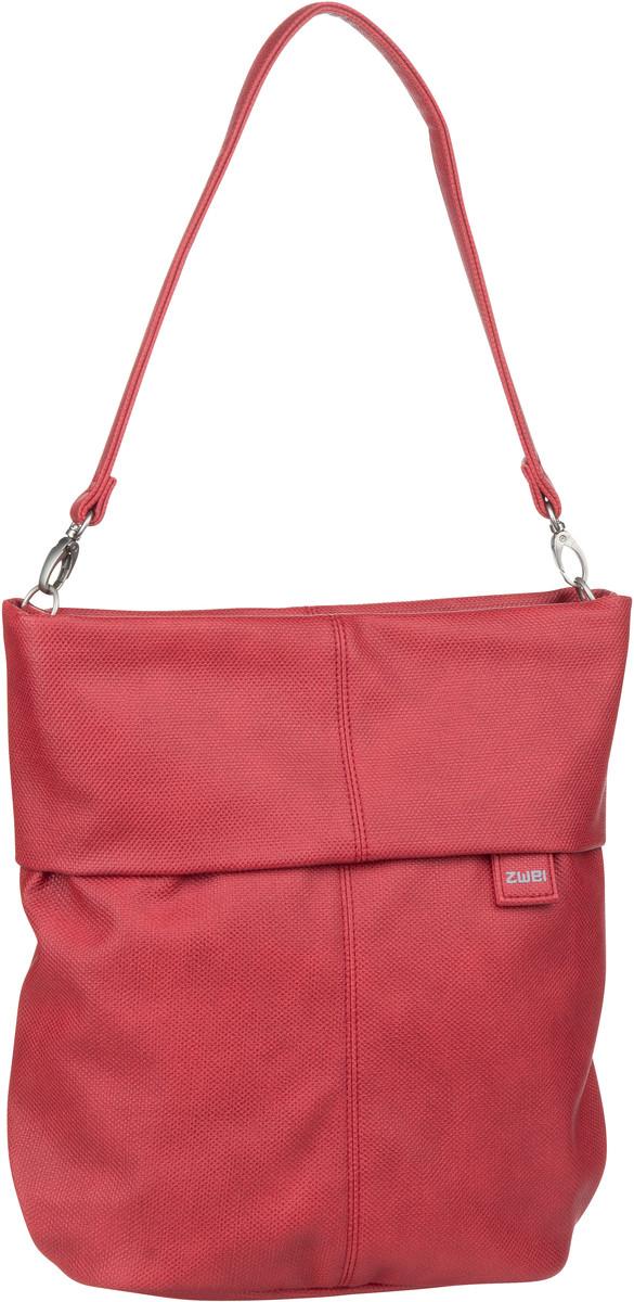 Handtasche Mademoiselle M12 Canvas Canvas/Red (7 Liter)