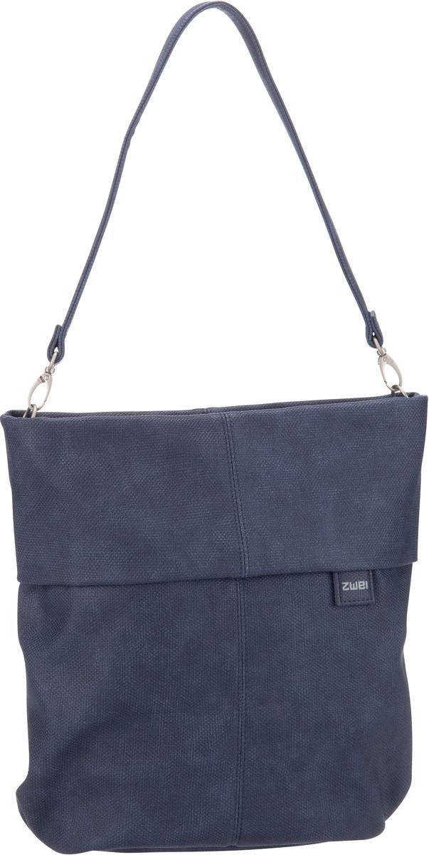 Handtasche Mademoiselle M12 Canvas Canvas/Blue (7 Liter)
