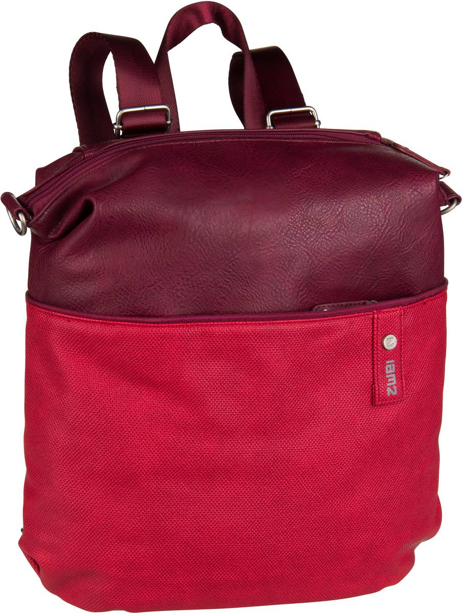 Rucksack / Daypack Jana JR14 Canvas/Red (8 Liter)