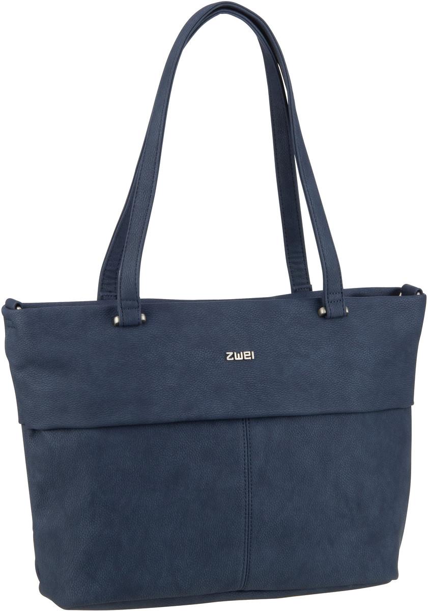 Handtasche Mademoiselle M15 Nubuk/Blue (7.5 Liter)