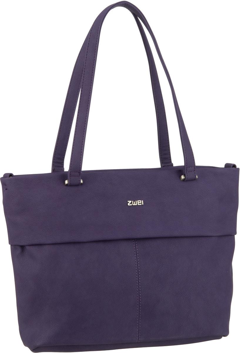 Handtasche Mademoiselle M15 Nubuk/Violet (7.5 Liter)