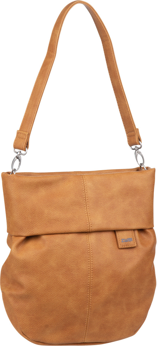 Handtasche Mademoiselle M100 Canvas/Curry (5 Liter)