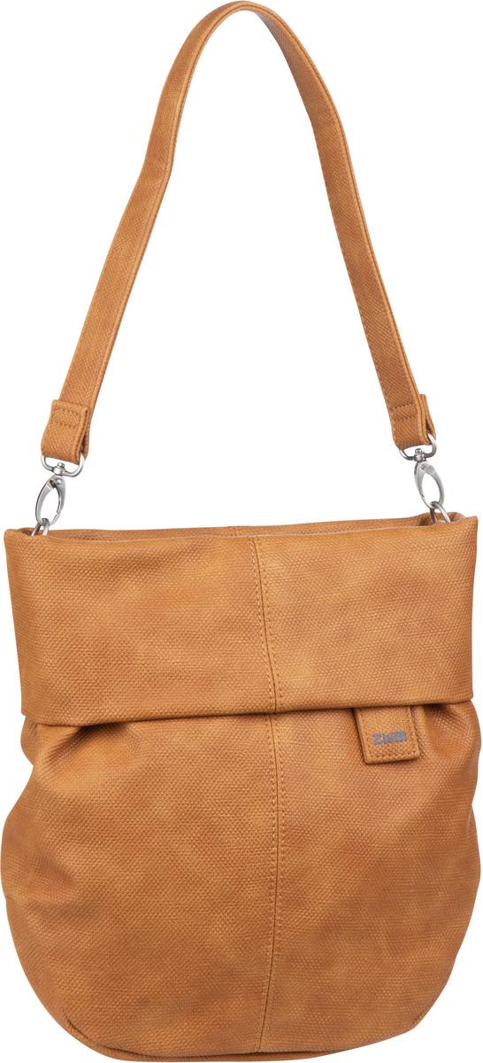 Handtasche Mademoiselle M100 Canvas/Curry (5 Liter)