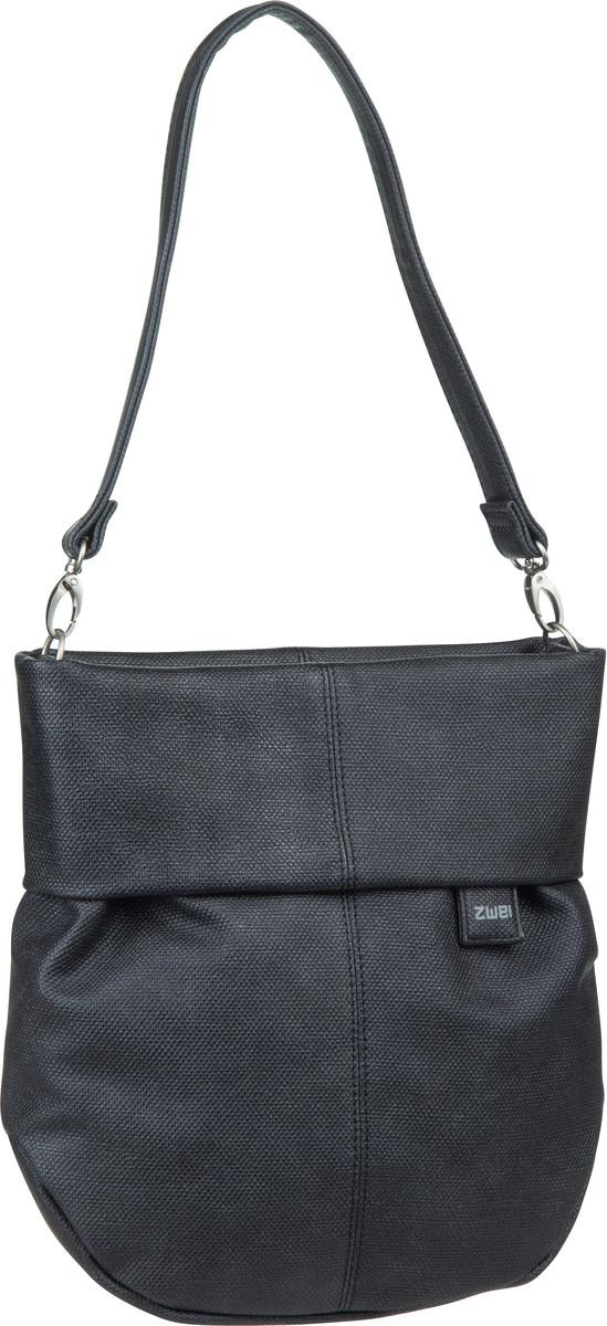 Handtasche Mademoiselle M100 Canvas/Graphit (5 Liter)