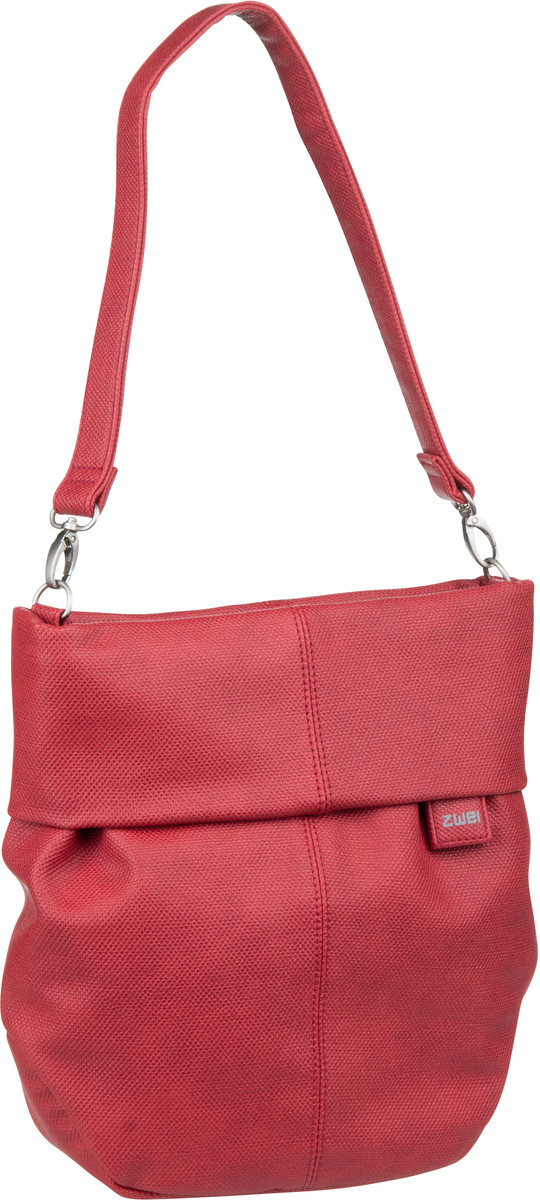 Handtasche Mademoiselle M100 Canvas/Red (5 Liter)