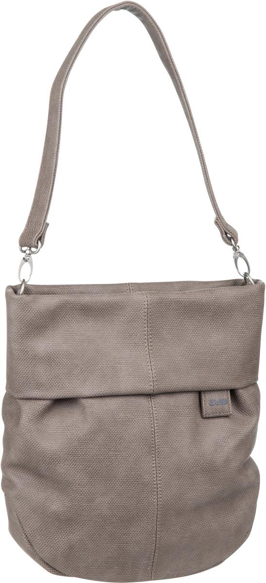 Handtasche Mademoiselle M100 Canvas/Taupe (5 Liter)