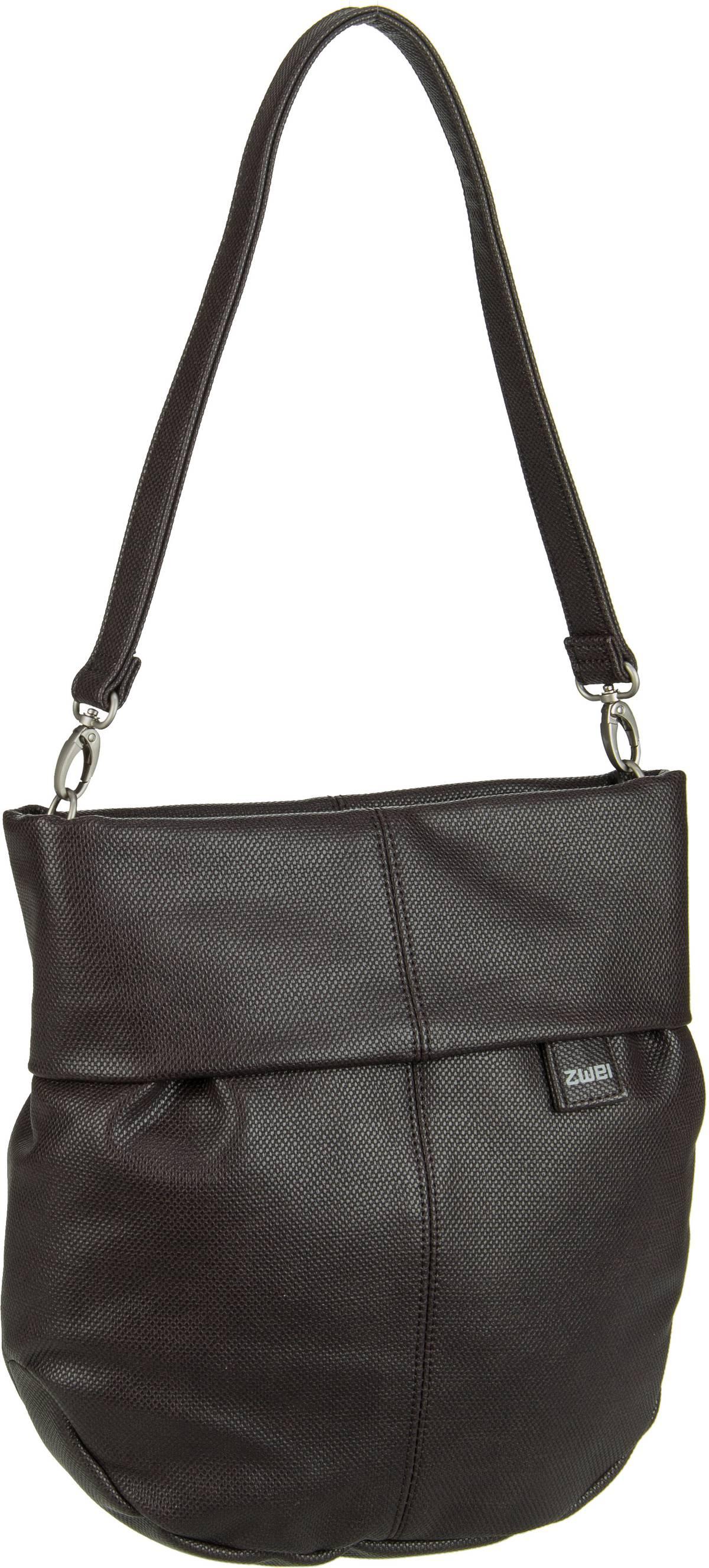Handtasche Mademoiselle M100 Canvas/Brown (5 Liter)