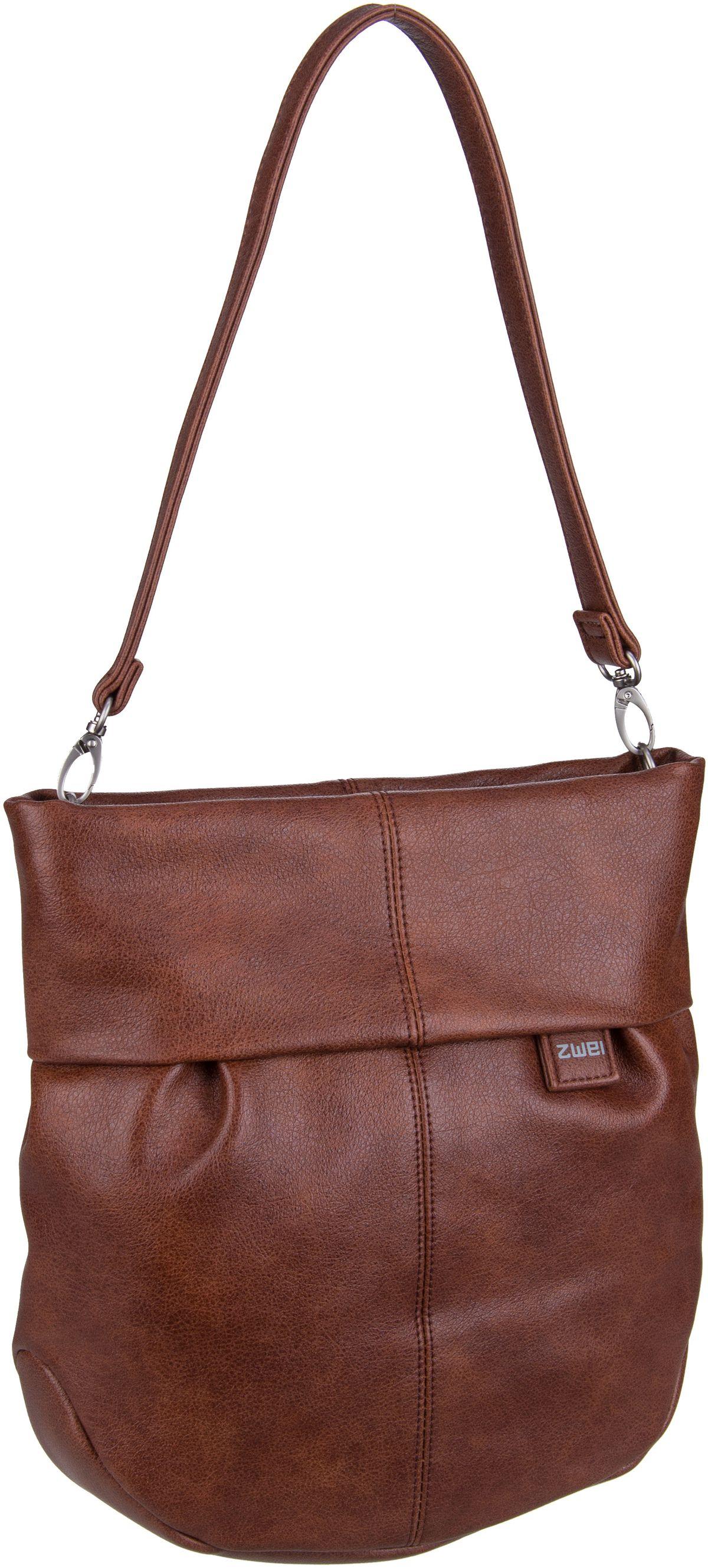 Handtasche Mademoiselle M100 Cognac (5 Liter)