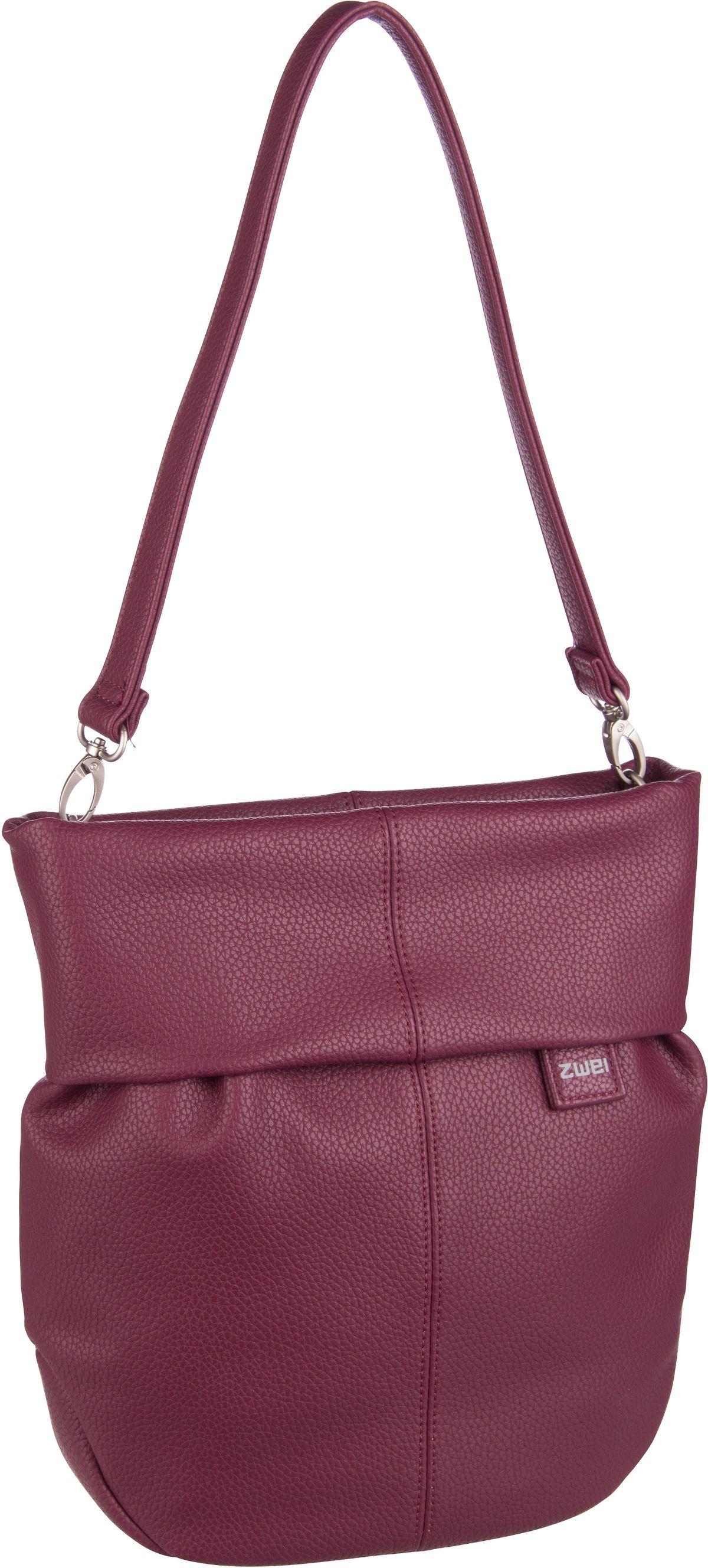 Handtasche Mademoiselle M100 Bordeaux (5 Liter)