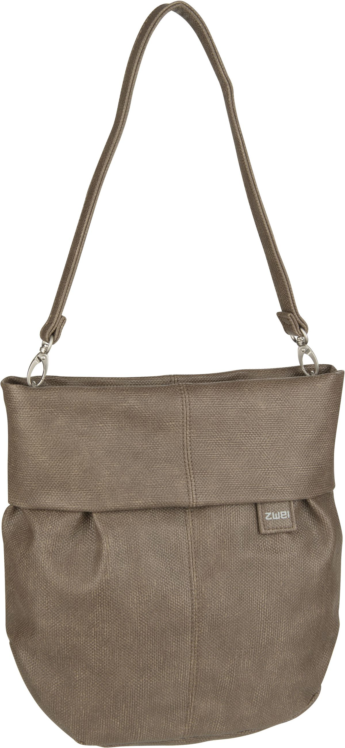 Handtasche Mademoiselle M100 Canvas/Basalt (5 Liter)