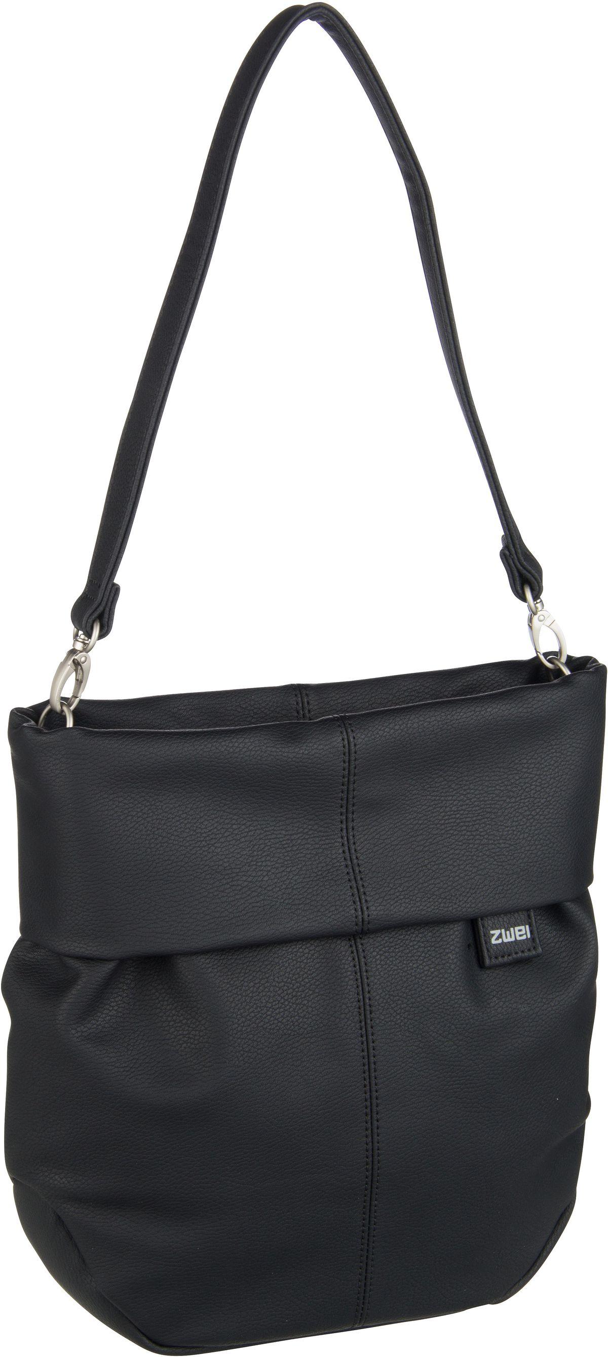 Handtasche Mademoiselle M100 Nubuk/Black (5 Liter)