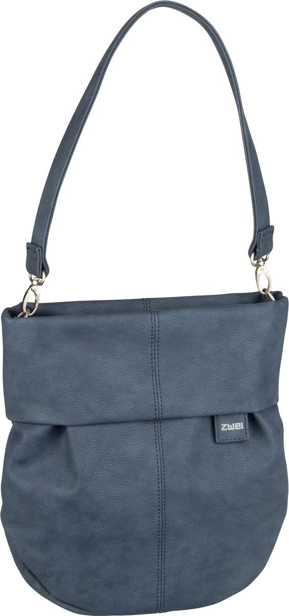 Handtasche Mademoiselle M100 Nubuk/Blue (5 Liter)