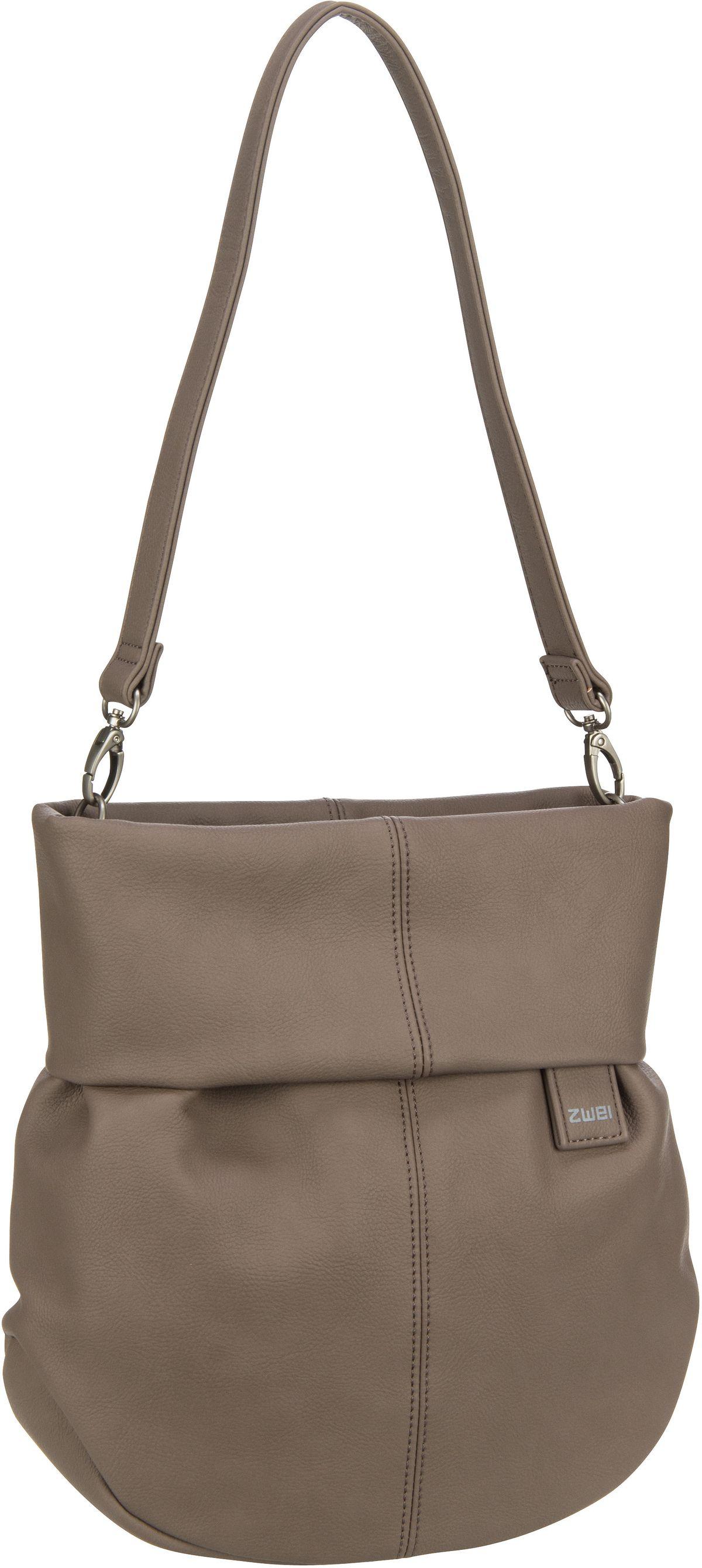 Handtasche Mademoiselle M100 Nubuk/Taupe (5 Liter)