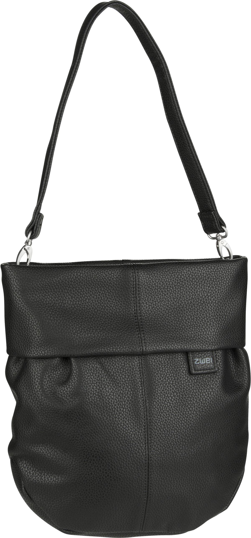 Handtasche Mademoiselle M100 Schwarz (5 Liter)