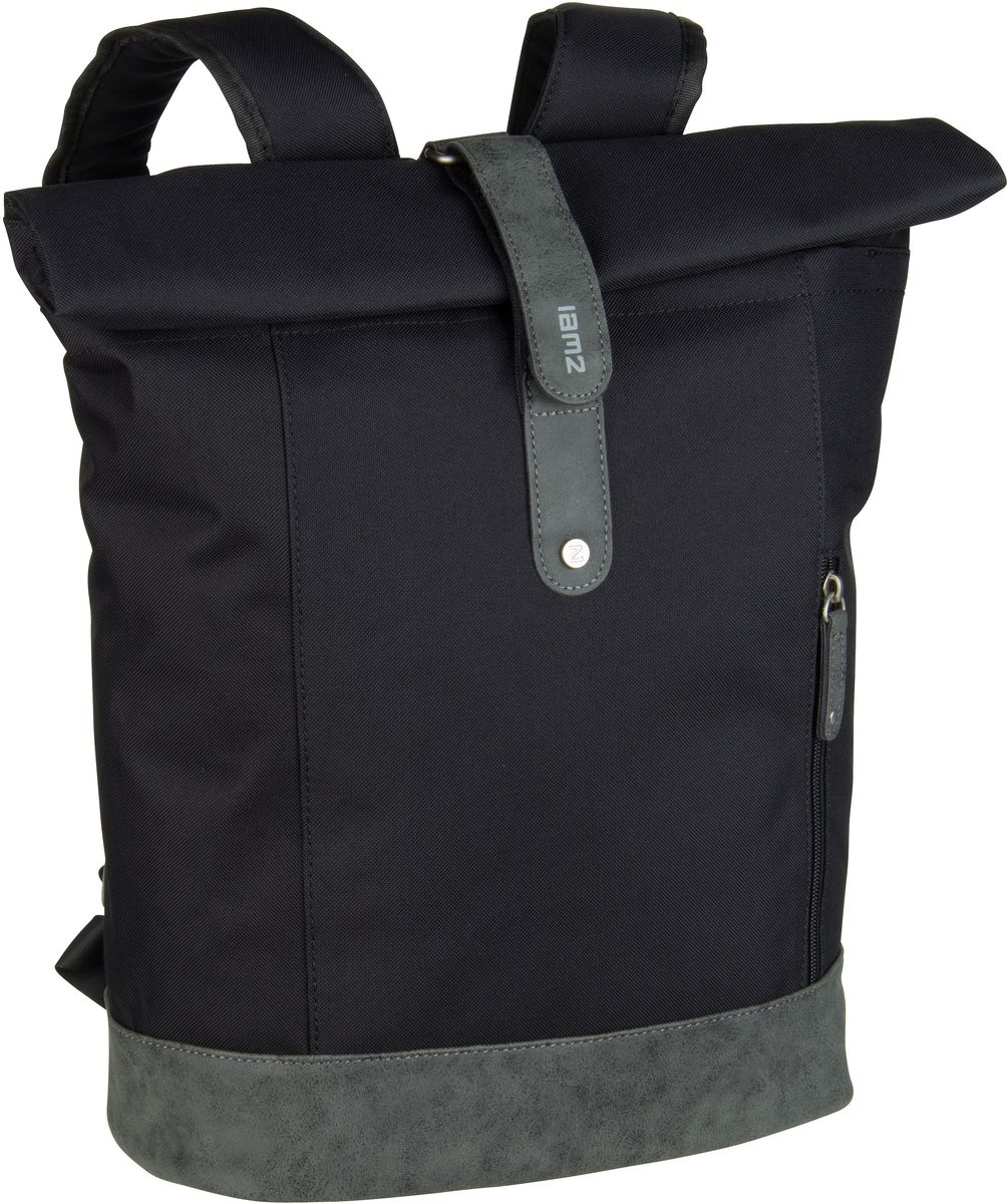 Rucksack / Daypack Olli O24 Noir (9 Liter)