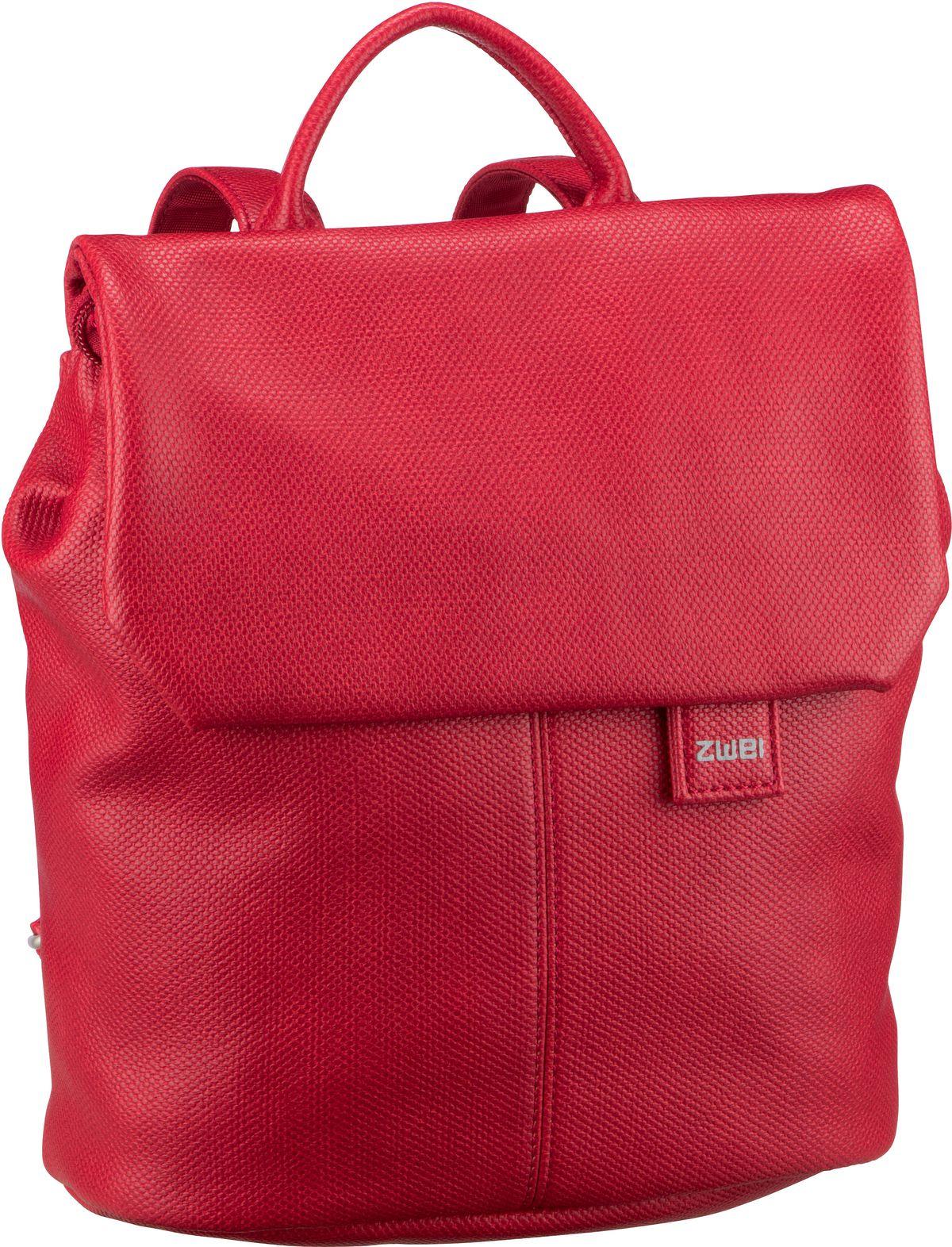 Rucksack / Daypack Mademoiselle MR8 Canvas/Red (4 Liter)