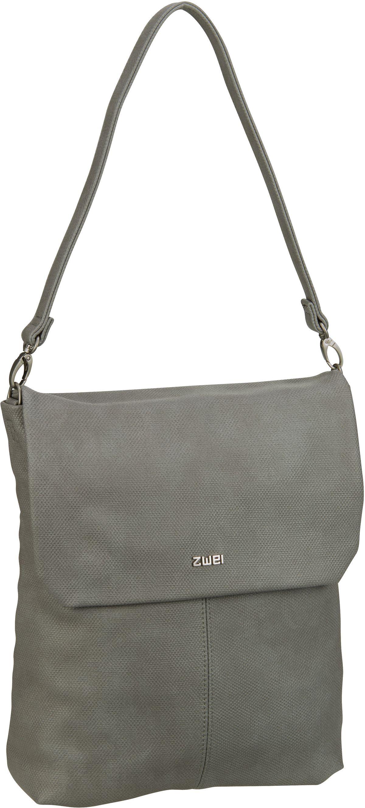 Handtasche Mademoiselle MT15 Canvas/Grey (7 Liter)
