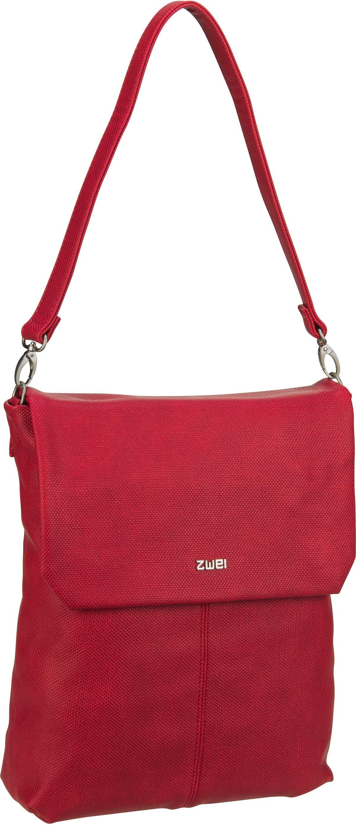Handtasche Mademoiselle MT15 Canvas/Red (7 Liter)