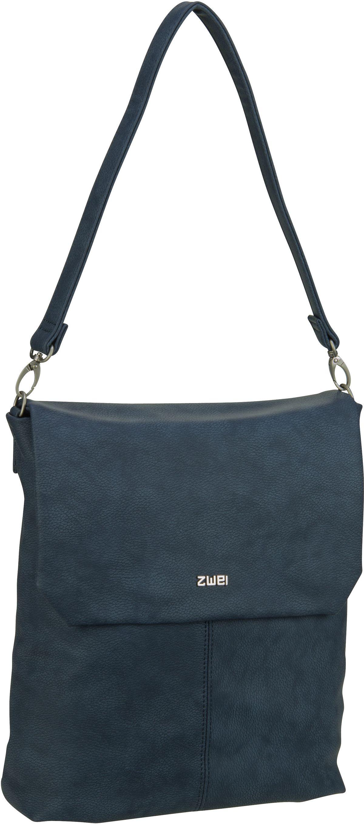 Handtasche Mademoiselle MT15 Nubuk/Blue (7 Liter)