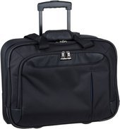 "Samsonite Guardit Up Rolling Tote 15.6"": Unkomplizierter Look, super Ausstattung: Samsonite Pilotenkoffer mit Laptop- und Tabletfach, 2 Hauptfächern und Kreuzspanngurt innen. Als Bordgepäck geeignet. Volumen: 29 Liter."