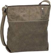 Koffer, Taschen & Accessoires Zwei Mademoiselle.m Rucksack Rucksack Laptoptasche Tasche Nubuk-stone Grau Neu Feines Handwerk