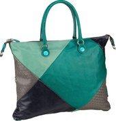 b59221f28d902 Gabs G3 M X0364  Diese trendige Handtasche von Gabs kommt im betont  zackigen Look daher