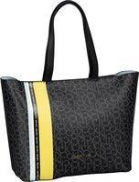 2597184241d0a Calvin Klein Monogram EW Shopper  Die amerikanische Modemarke Calvin Klein  überzeugt mit einem geräumigen Shopper