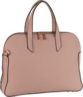 6516abd355d45 Titan Barbara Pure Business Bag  Stilvoll unterwegs mit der Aktentasche aus  natürlich genarbtem Kunstleder von
