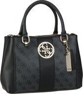 45f31c4b1c49c Guess Bluebelle Status Satchel  Bewältigt stilsicher Ihren Alltag  Die  elegante Handtasche von Guess besitzt