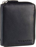 92fabfd30a5f6 Bugatti Primo RFID 3261  Erhöhte Datensicherheit und klassisches Design   Umfangreich ausgestattete Geldbörse von Bugatti