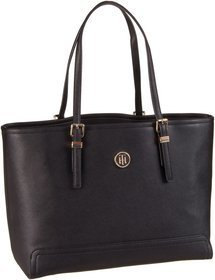Tommy Hilfiger Honey Med Tote 4547 - Black