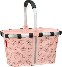 reisenthel kids carrybag XS - Cats and Dogs Rose