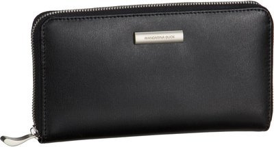 Mandarina Duck Kellnerbörse Hera 3.0 Wallet RAP11 Black