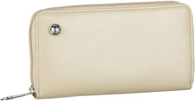 Mandarina Duck Duck Ball Wallet SMP01 - Light Taupe