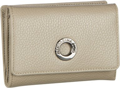 Mandarina Duck Mellow Leather Wallet FZP65 - Simply Taupe