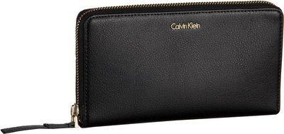 b43efb9e342ac Calvin Klein Frame Large Ziparound XL   Kellnerbörse von Calvin Klein