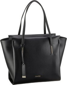 Calvin Klein Frame Large Shopper FS - Black