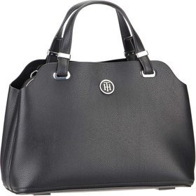 Tommy Hilfiger TH Core Satchel 5120 - Black