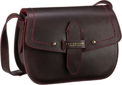 The Bridge Sartre Schultertasche 1418 - Wenge
