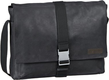 Strellson Goldhawk Messenger LHF - Black
