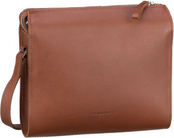 Sandqvist Frances Shoulder Bag - Cognac Brown
