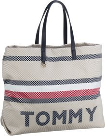 Tommy Hilfiger TH Summer Corporate Tote 5284 - Corporate Mix